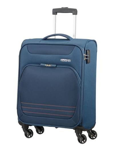 Carry on American Tourister Bombay Beach 4 wheels