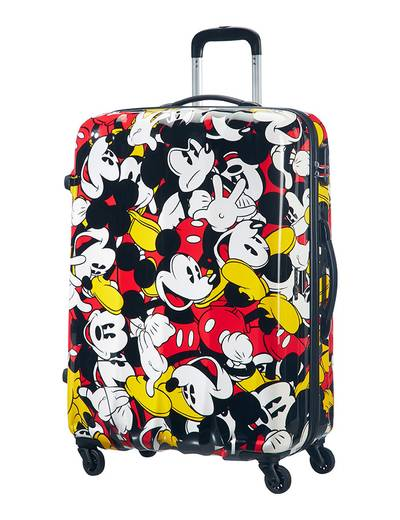 Walizka American Tourister Disney Legends Mickey Comics 74 cm
