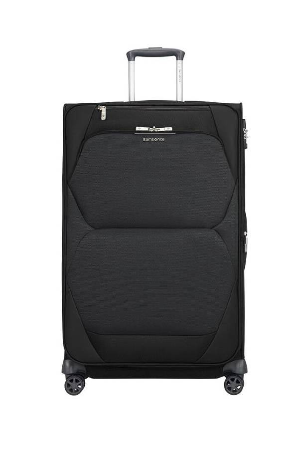 sehr gro er koffer samsonite dynamoress 78 cm mit 4 rollen. Black Bedroom Furniture Sets. Home Design Ideas