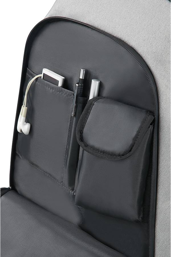 Lifestyle Samsonite Paradiver Light Szary Jeans Grey