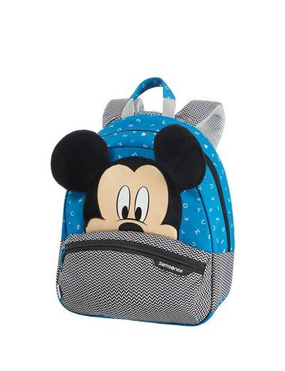 Mały plecak Samsonite Disney Ultimate 2.0 Mickey Letters