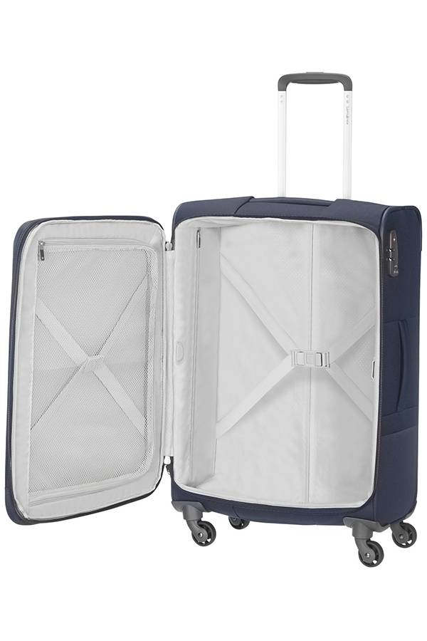 6d6655959 Extra large luggage Samsonite Base Boost 78 cm with 4 wheels - Evertourist