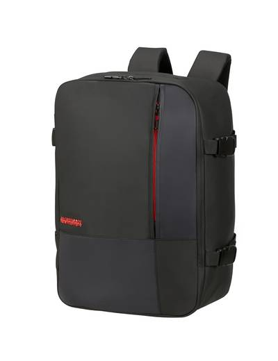 "Plecak American Tourister Take2Cabin 15.6"" Black/Red"