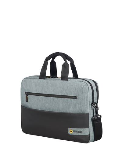 Laptop bag American Tourister City Drift Black/Grey