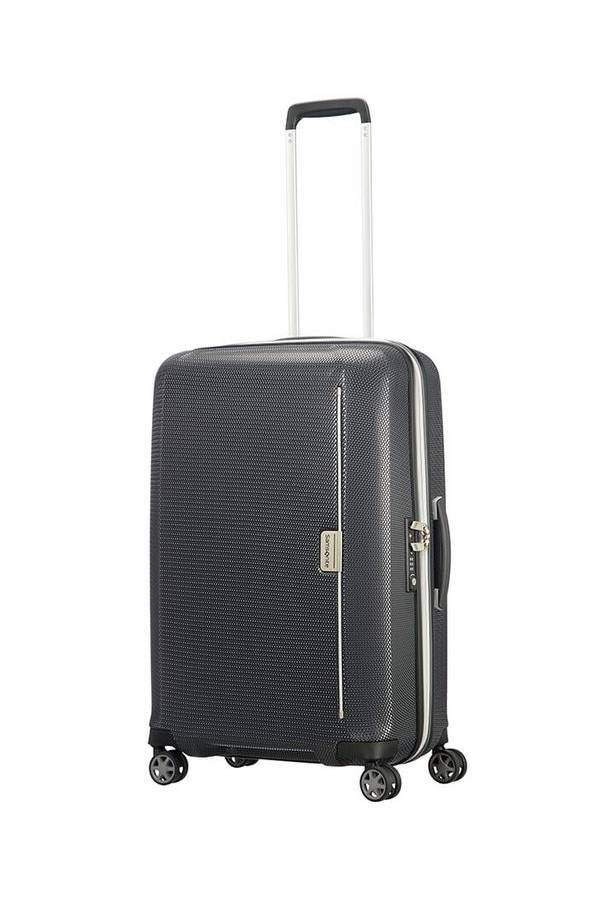 mittelgro e koffer samsonite mixmesh 69 cm mit 4 doppelt. Black Bedroom Furniture Sets. Home Design Ideas