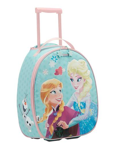 Walizka Samsonite Disney Wonder Frozen Nordic Summer 45 cm