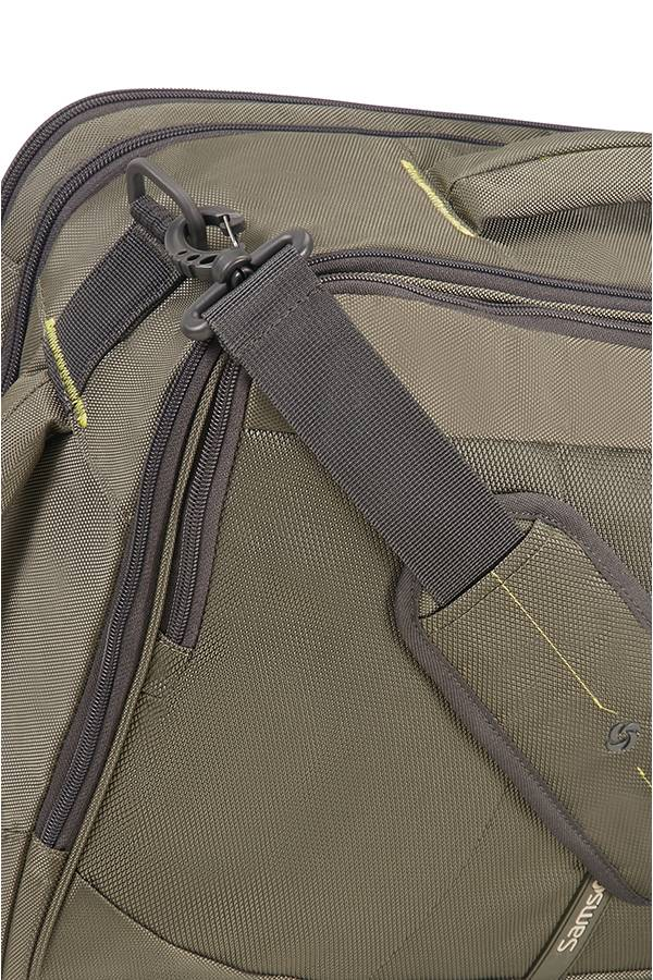 Torby na laptopa Samsonite 4Mation Zielony Olive / Yellow