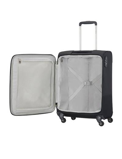 Walizka Samsonite Base Boost 55 cm czarna