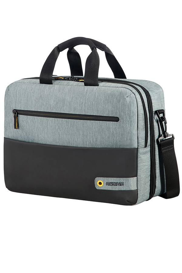 Torby na laptopa American Tourister City Drift Czarny Black/Grey
