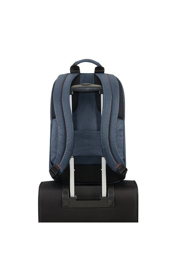 Plecaki na laptopa Samsonite Network 3 Niebieski Space Blue