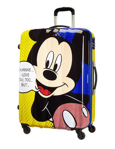 Walizka American Tourister Disney Legends Mickey Pop 75 cm