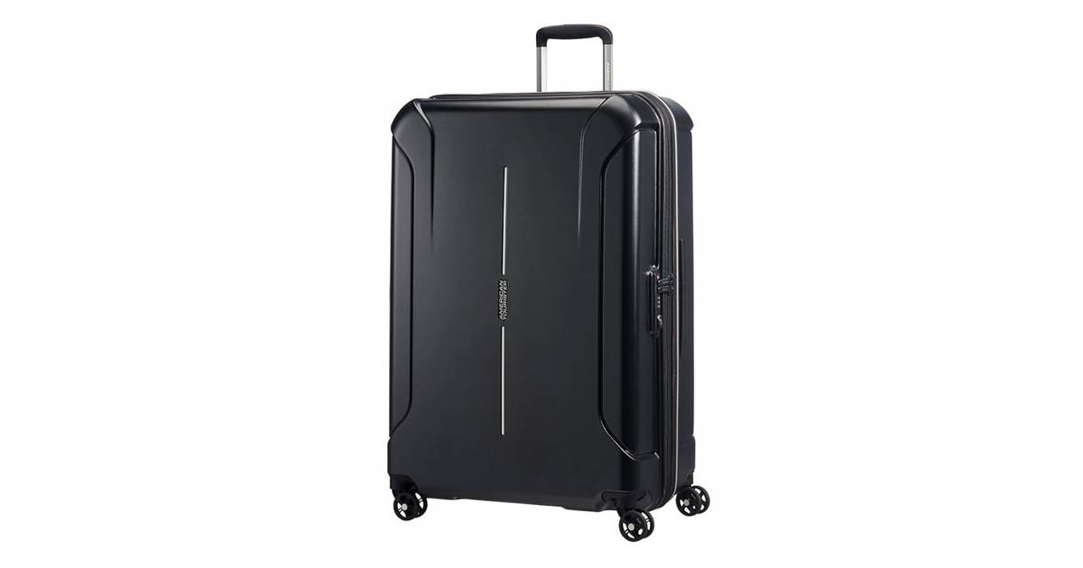 mittelgro e koffer american tourister technum 66 cm mit 4. Black Bedroom Furniture Sets. Home Design Ideas