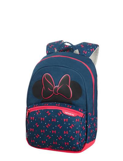 Plecak S+ Samsonite Disney Minnie Neon