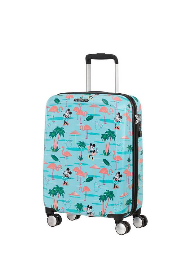 Walizki kabinowe American Tourister Funlight Disney Multikolor Minnie Miami Holiday