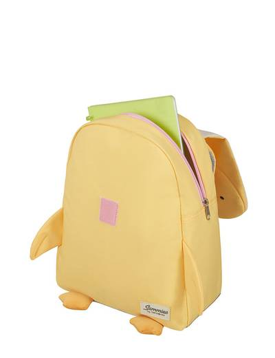 Kinderrucksack Samsonite Happy Sammies Eco Ente Dodie Größe S+