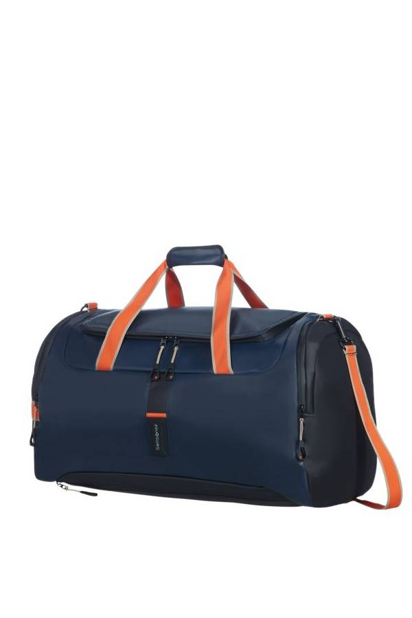 Miękkie podróżne Samsonite Paradiver Light Niebieski Blue Nights