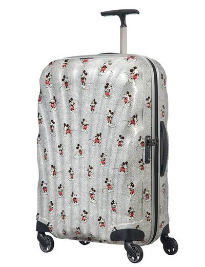 Średnia walizka Samsonite Cosmolite Disney Edition Mickey Mouse