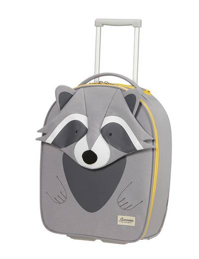 Koffer Samsonite Happy Sammies Eco Waschbär Remy 45 cm 2 Rollen