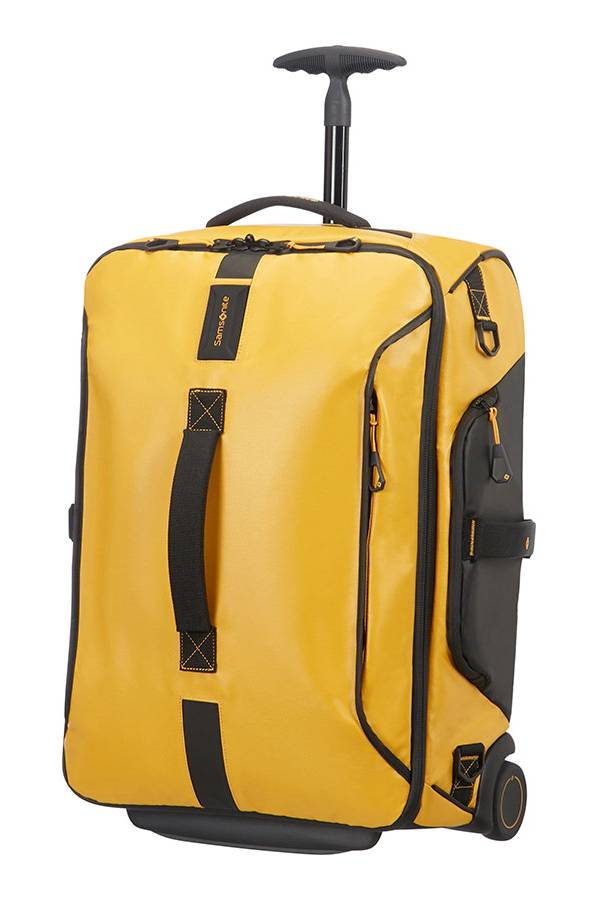 Torby na kółkach Samsonite Paradiver Light Żółty Yellow
