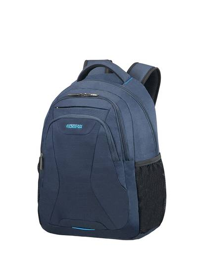 "Laptop Rucksack American Tourister AT Work 15,6"" Dunkelblau"