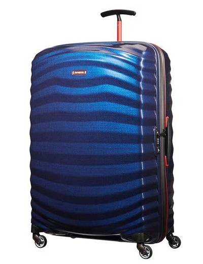 Extra large luggage Samsonite Lite-Shock Sport 81 cm with 4 wheels