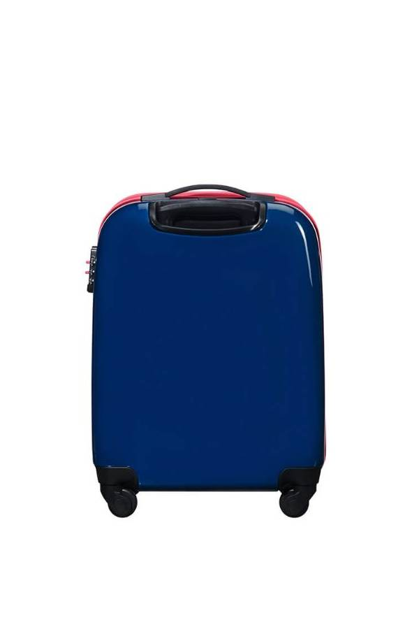 koffer samsonite disney 54 5 cm mit 4 rollen evertourist. Black Bedroom Furniture Sets. Home Design Ideas