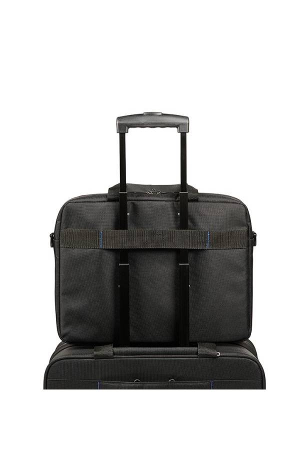 laptoptasche samsonite guardit up 15 6 schwarz evertourist. Black Bedroom Furniture Sets. Home Design Ideas
