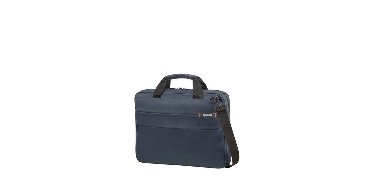 laptoptasche samsonite network 3 15 6 blau evertourist. Black Bedroom Furniture Sets. Home Design Ideas