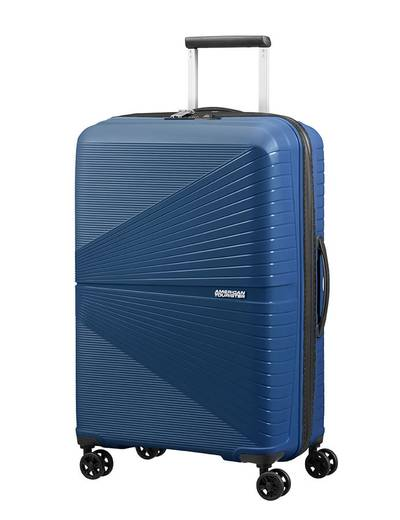 Medium suitcase American Tourister Airconic 67 cm with 4 (double) wheels