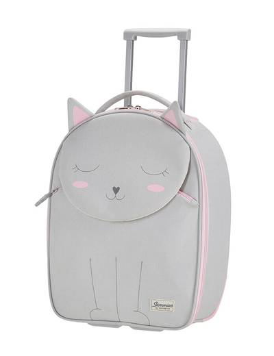 Walizka dziecięca Samsonite Happy Sammies Kitty Cat