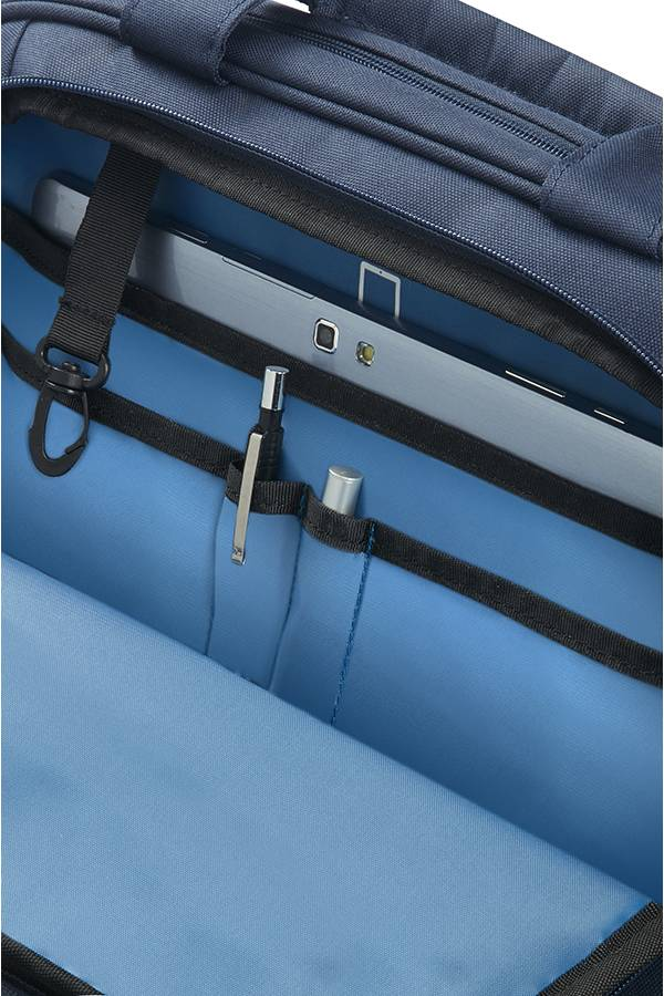 Torby na laptopa American Tourister AT Work Niebieski Midnight Navy