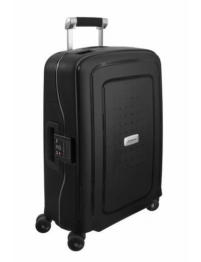 Carry on Samsonite S'Cure DLX 4 wheels