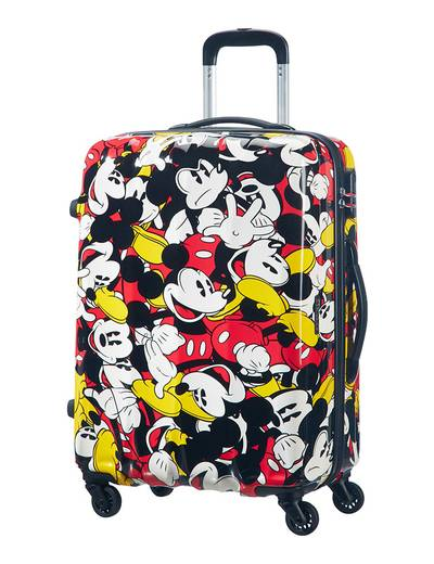 Walizka kabinowa American Tourister Disney Legends Mickey Comics