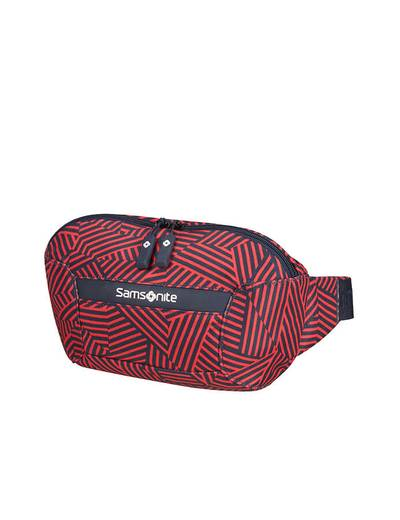 Gürteltasche Samsonite Rewind Capri Red Stripes (R)