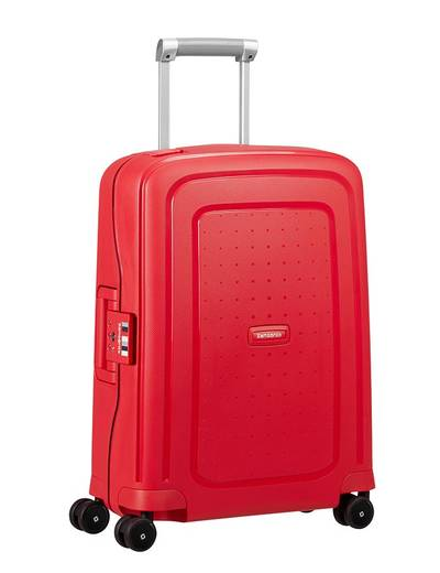 Carry on Samsonite S'Cure 4 (double) wheels
