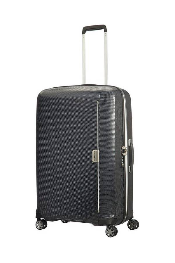 sehr gro er koffer samsonite mixmesh 75 cm mit 4 doppelt. Black Bedroom Furniture Sets. Home Design Ideas
