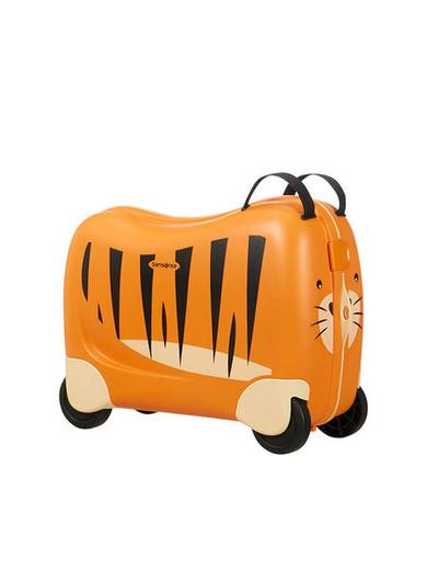 Koffer Samsonite Dream Rider 39 cm 4 Rollen Tiger