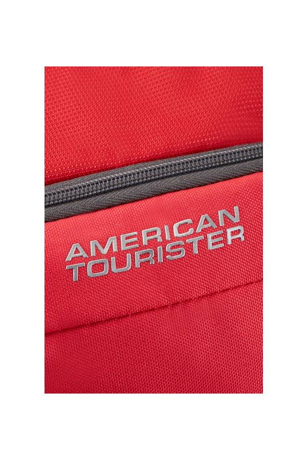 Torby na kółkach American Tourister Road Quest Solid Red