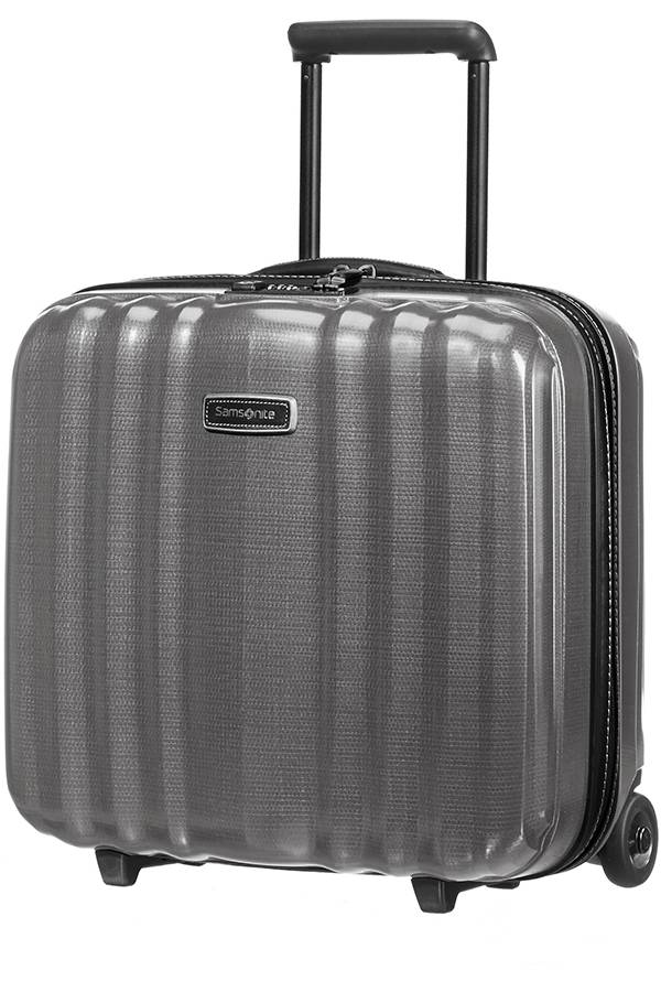 Biurotransportery Samsonite Lite-Cube DLX Szary Eclipse Grey