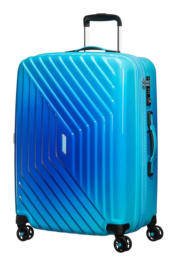 Walizki średnie 56 - 69 cm American Tourister Air Force 1 Multikolor