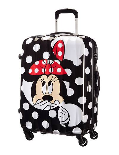 Walizka American Tourister Disney Legends Minnie Dots 64 cm