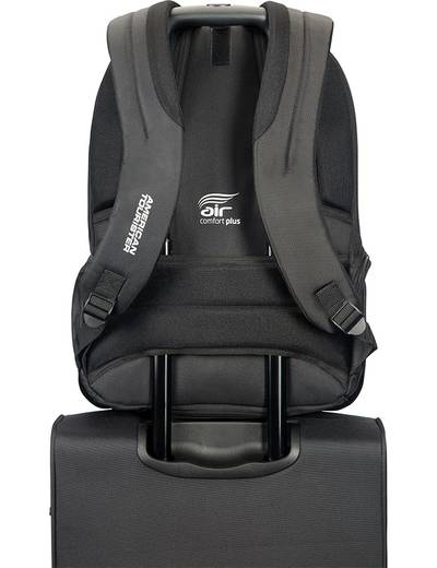 """Laptop backpack American Tourister Urban Groove 15,6"""" Black"""