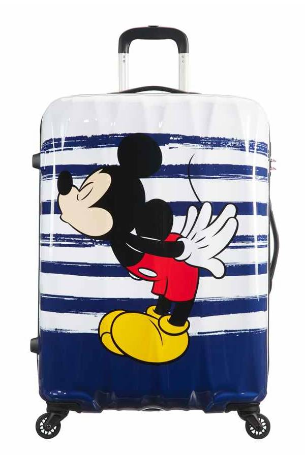 d2a42c718 Extra large luggage American Tourister Disney 75 cm with 4 wheels ...