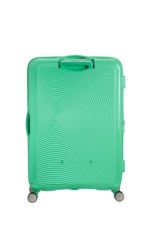 Walizki duże > 70 cm American Tourister SoundBox Zielony Deep Mint