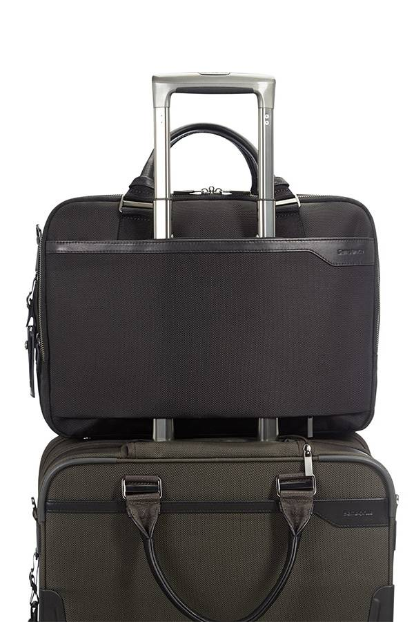 laptoptasche samsonite gt supreme 15 6 schwarz evertourist. Black Bedroom Furniture Sets. Home Design Ideas