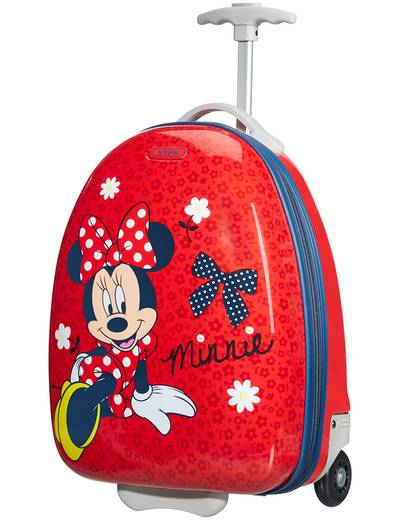 Walizka twarda American Tourister New Wonder Collection Minnie Bow 45 cm
