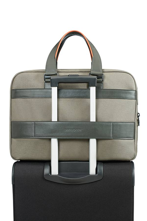Torby na laptopa Samsonite Zenith Beżowy Taupe