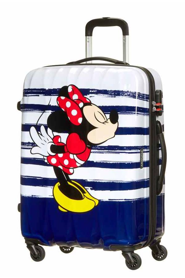 mittelgro e koffer american tourister disney 65 cm mit 4. Black Bedroom Furniture Sets. Home Design Ideas