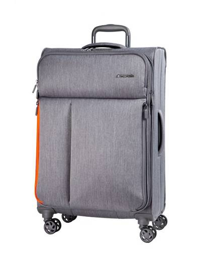Medium suitcase March Rally 68 cm with 4 wheels