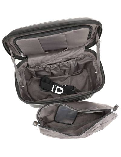 Kosmetiktasche Samsonite Flux Black